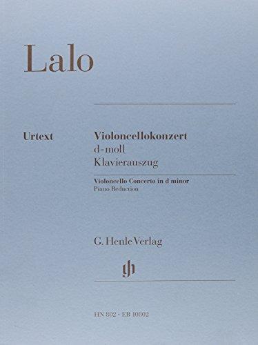 Concerto D Minor For Violoncello And Orchestra Piano Reduction