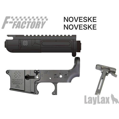 LayLax F.FACTORY 次世代M4 MG アッパー&ロアフレームセット Nタイプ B01I0R271E