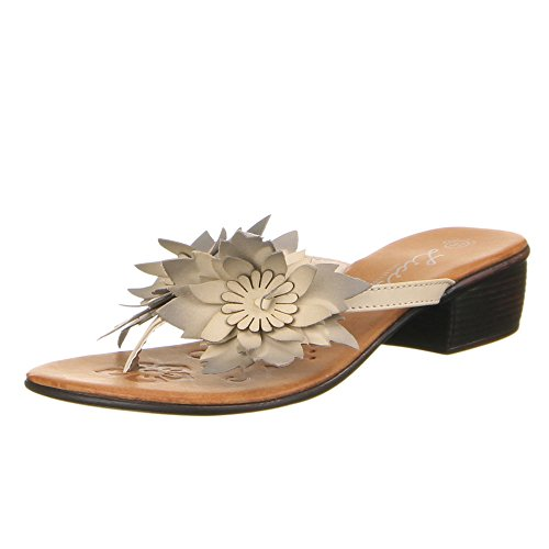 adba4bbff7a9e Ital-Design - zapatilla baja Mujer Beige - beige
