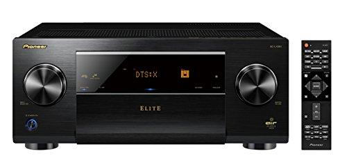 Pioneer Elite 11.2 Channel Class D3 Network AV Receiver, Black (SC-LX901) (Renewed) (Pioneer Receiver Elite)