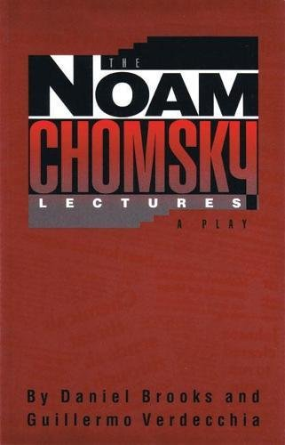 The Noam Chomsky Lectures by Brand: Talonbooks