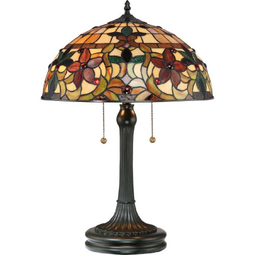 Quoizel Vintage Table Lamp - 1