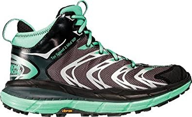 Hoka Tor Speed 2 WP Outdoor Walking Shoes - AW16-6 - Black