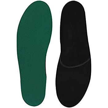 Spenco RX Arch Cushion Full Length Comfort Support Shoe Insoles, Women's 9-10 / Men's 8-9