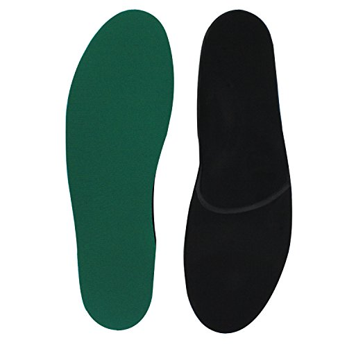 - Spenco RX Arch Cushion Full Length Comfort Support Shoe Insoles, Women's 9-10.5/Men's 8-9.5