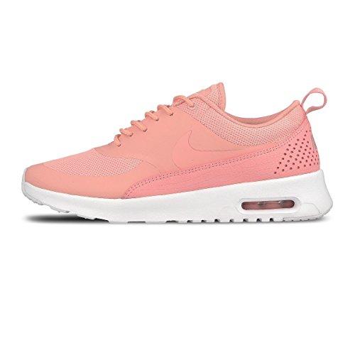 Sneaker Women Blanc Thea 610 Trainer Air 599409 Melon Max Nike qtwfIgn