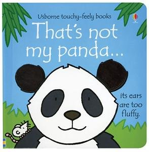 Download That's Not My Panda.(Usborne Touchy-Feely Books) pdf epub