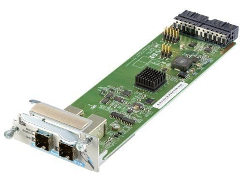 Hpe-Switching 2920 2Port Stacking Module J9733A