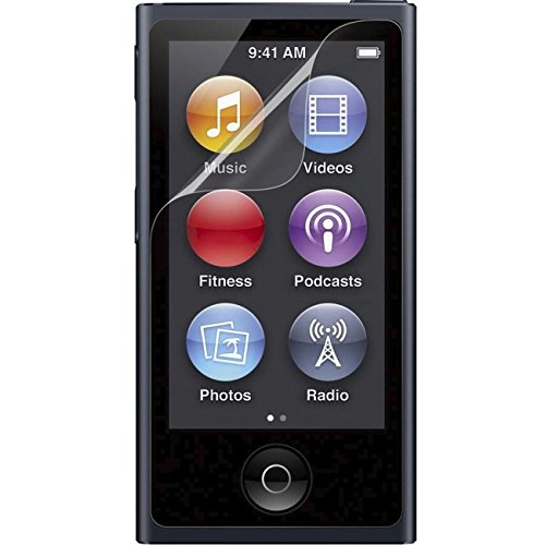 Belkin Screen Protector for Apple iPod Nano (7G) - Transparent