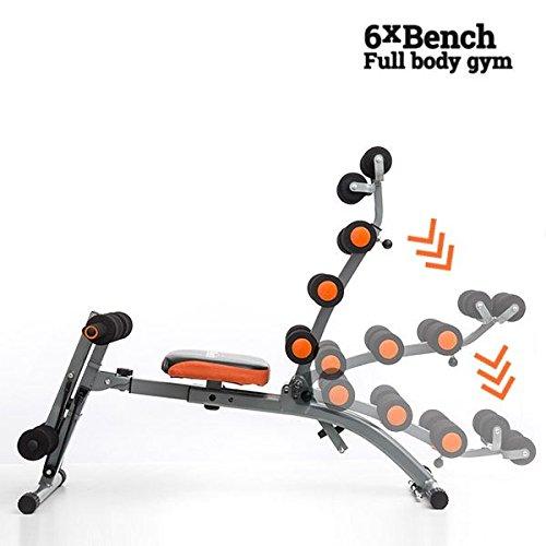 Oem Banc De Musculation Six Pack Care Amazonfr Sports Et Loisirs