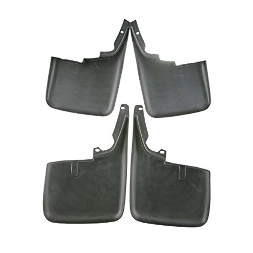 Set of 4 Front and Rear Mud Flaps Splash Guards for Toyota 4Runner 2003-2009