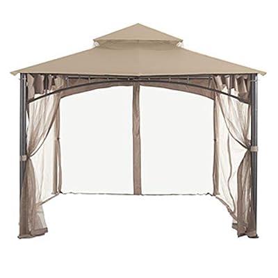 Garden Winds Replacement Canopy Top Cover The Gardena Gazebo - 350: Garden & Outdoor
