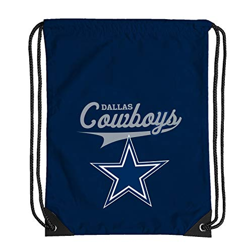 Officially Licensed NFL Dallas Cowboys Team Spirit Backsack