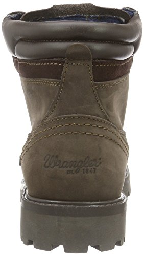 Wrangler Creek, Zapatillas de Estar por Casa para Hombre Marrón - Braun (30 Dk. Brown)