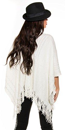 In-Stylefashion - Chaqueta - para mujer blanco