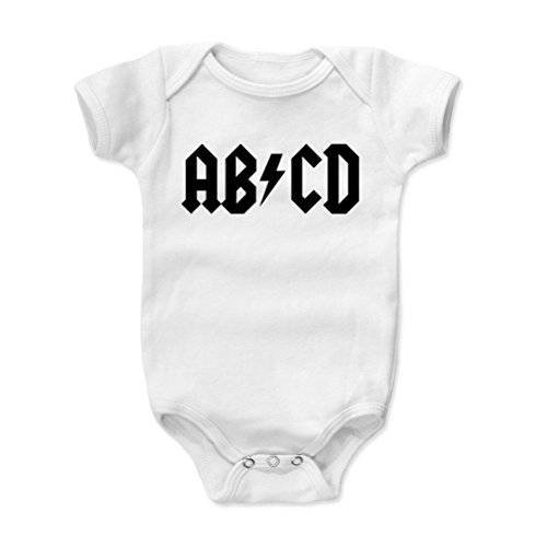 Bald Eagle Shirts Future Rock Star Baby Clothes, Onesie, Creeper, Bodysuit - ABCD (White, 18-24 Months)