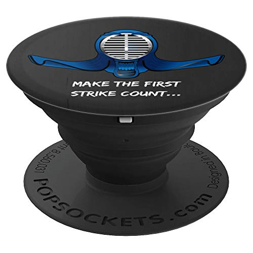 (Kendo Bogu Japanese Martial Art Training Armour Quote - PopSockets Grip and Stand for Phones and Tablets)