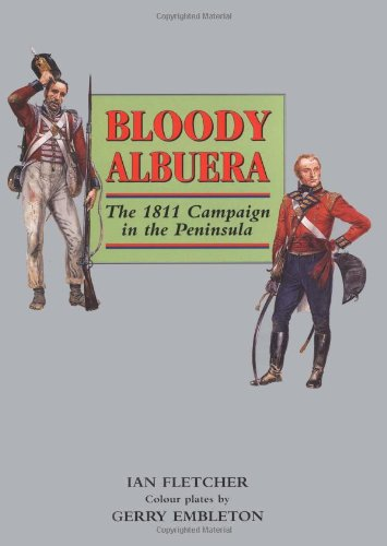 Book cover for Bloody Albuera