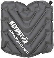 Klymit V Seat Cushion, Gray, One Size