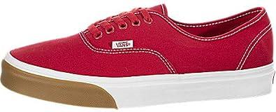 Vans Authentic (Gum Bumper): Shoes