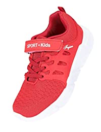 X-Collection Kids Tennis Shoes Lightweight Casual Running Walking Sneakers for Boys and Girls (Little Kid)