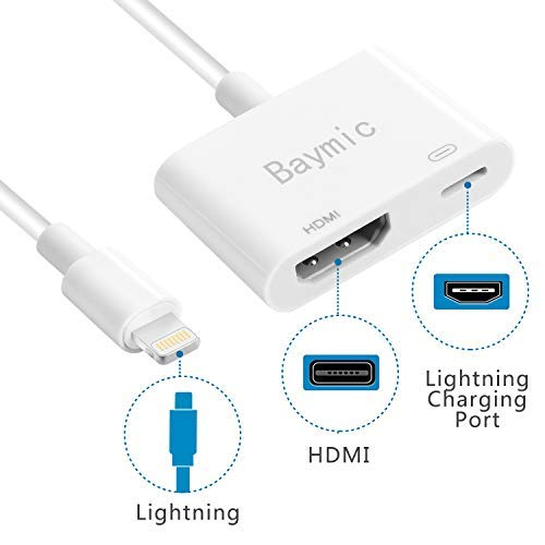 Buy hdmi adapter ipad 4