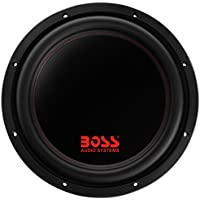 BOSS Audio P129DC 2600 Watt, 12 Inch, Dual 4 Ohm Voice Coil Car Subwoofer