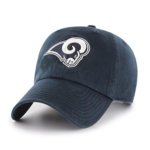NFL Los Angeles Rams Women's OTS Challenger Adjustable Hatvy
