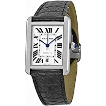 Cartier Men's W5200027 Automatic Display Black Watch