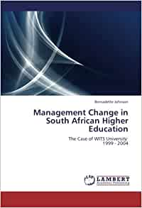 change management case studies in south africa Exploring the impact of climate change on 34 what are the secondary impacts of climate change on children in south africa 51 4 case studies management of.