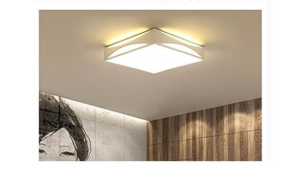 Lámpara De Techo Led Simple Y Moderno, Salón, Dormitorio ...