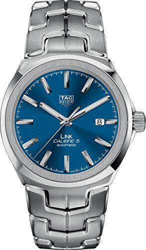 (TAG Heuer Link Blue Dial 41mm Men's Watch WBC2112.BA0603)