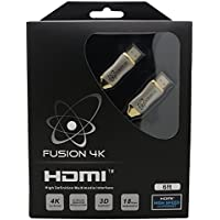 Fusion4K High Speed 4K HDMI Cable - Professional Series (6 Feet)