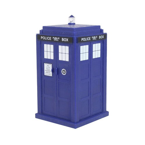 Doctor Who - Wind up Tardis by Bluw (Image #2)