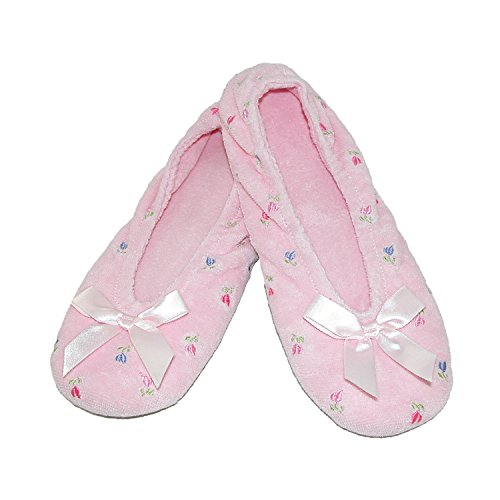 totes-isotoner-womens-embroidered-terry-ballerina-slippers-large-pink