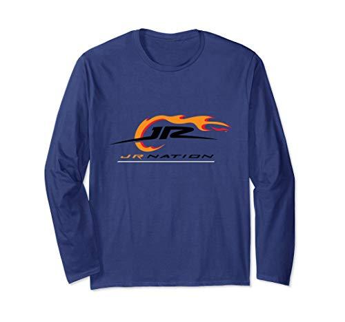 Dale Earnhardt Jr. Jr. Nation Shirt Long Sleeve T-Shirt