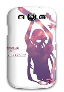 Series Skin Case Cover For Galaxy S3(mirai Nikki)