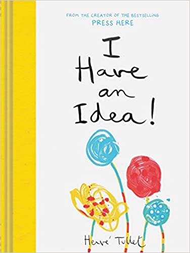 Image result for I have an idea picture book