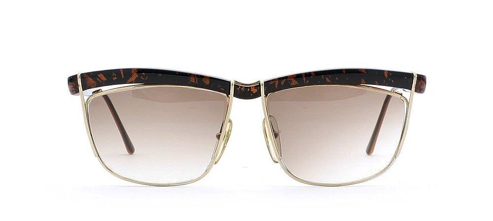 Amazon.com: Christian Dior 2552 90 Negro y café Authentic ...