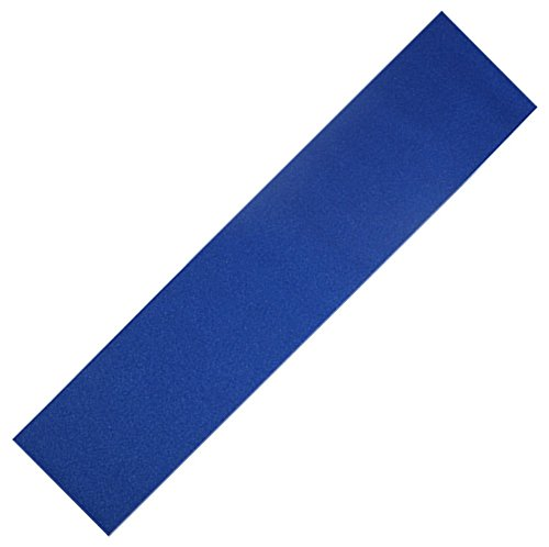 RoseSummer Pro Skateboard Deck Sandpaper Grip Tape Skating Board Longboarding (Blue)