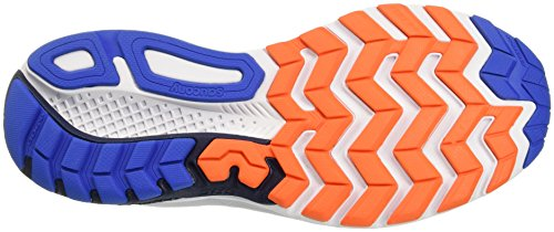 Entraînement 9 orange Bleu blue Course Saucony Ride De grey Homme zEYpqpwx5a