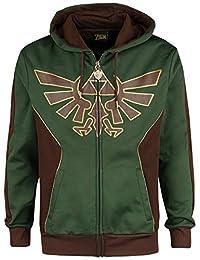 Legend of Zelda Official Hylian Crest Tech Hoodie