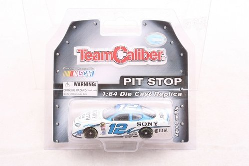 Team Caliber Pit Stop 1/64 Ryan Newman #12 Sony HDTV 2006 Dodge Charger (Ryan Newman Charger)