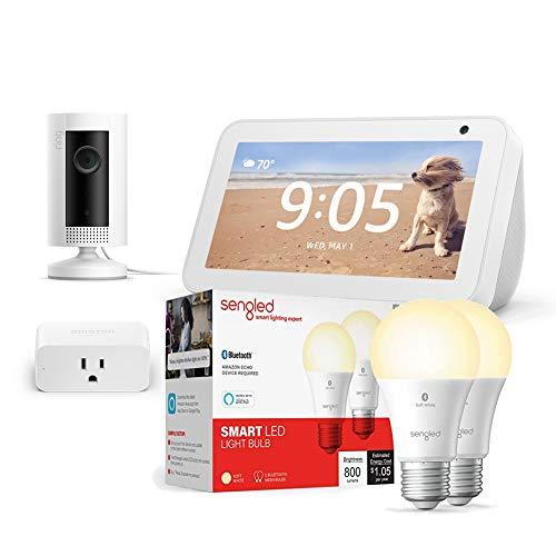 Alexa smart home - Basics Kit with Sengled - Sandstone