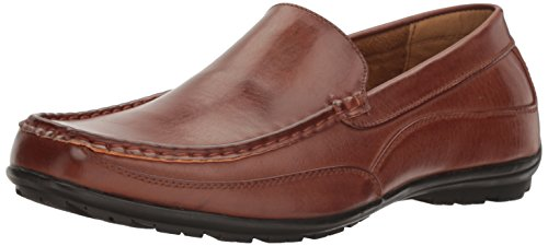 - Deer Stags Men's Drive Slip-On Loafer, Dark Luggage, 9 M US