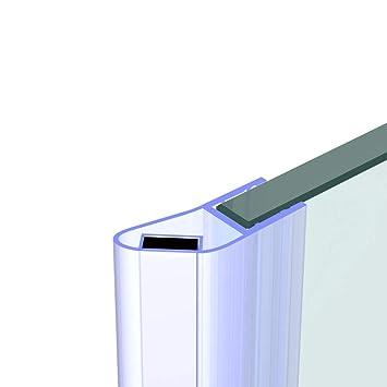 Duschdichtung Für 6 Mm Glas 200 Cm Magnet Dichtung