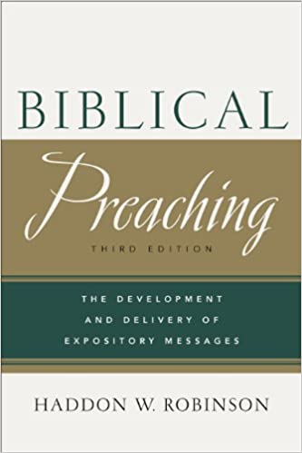 Biblical preaching the development and delivery of expository biblical preaching the development and delivery of expository messages kindle edition by haddon w robinson religion spirituality kindle ebooks fandeluxe Images