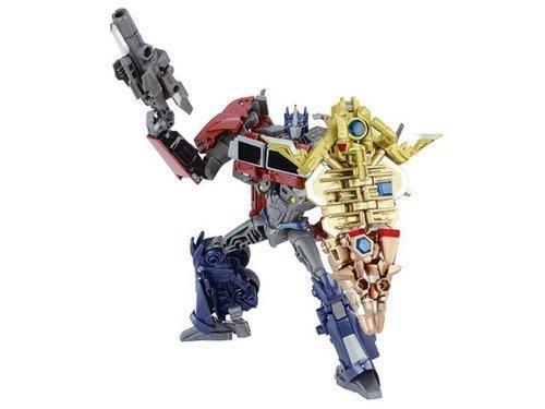 01 Optimus Prime - Takara Transformers AM-01 Battle Shield Optimus Prime