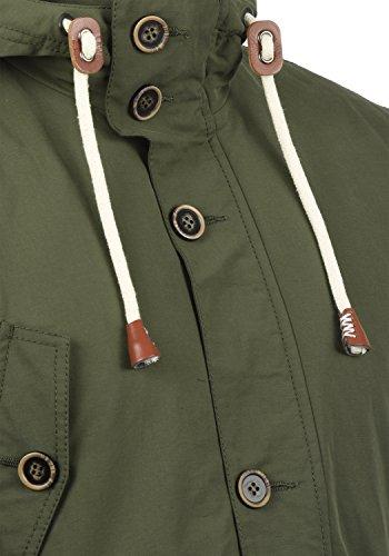 Chaqueta Ceasar Ivy 77026 para Green Hombre BLEND Invierno de d57dqa