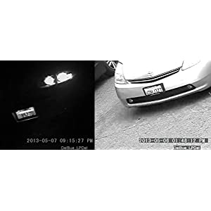 HI-SPEED License Plate Camera Capture Infrared Day Night LPR 5-50mm By RageCams